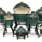 Tamaños Big Green Egg